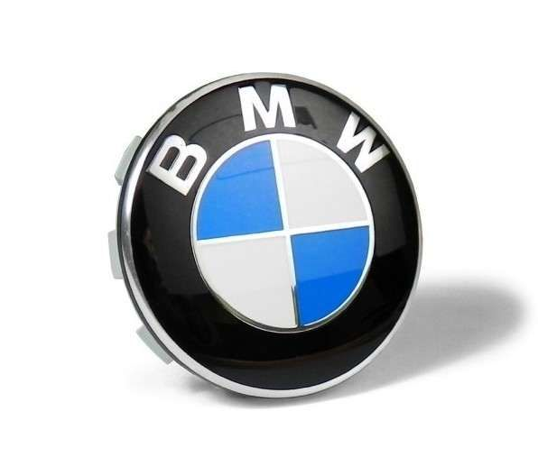 Capace Jante 68MM - BMW X1 X3 X4 X5 X6 Seria 1 3 4 5 6 7
