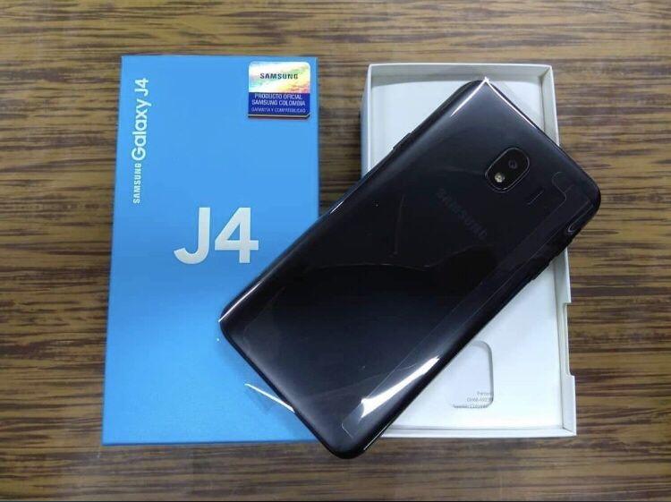 Samsung galaxy J4 2018 novo na caixa