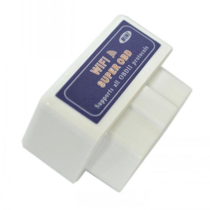 ELM327 WiFi OBD-II ОБД-2 диагностический авто сканер V1.5
