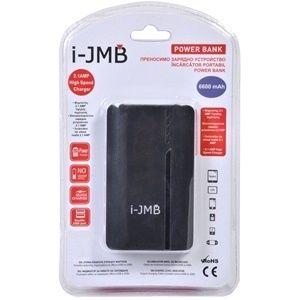 Преносимо зарядно устройство I-JMB Power Bank 6600/ 8000/10000mAh