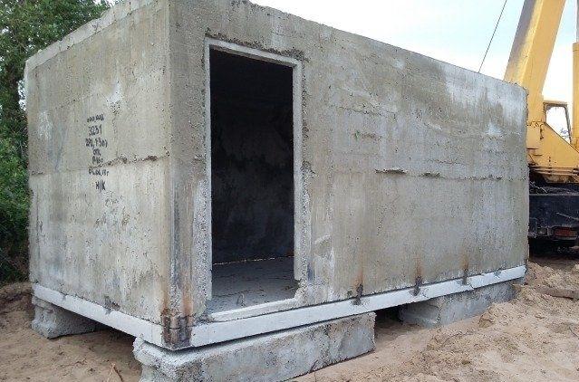 железно бетон