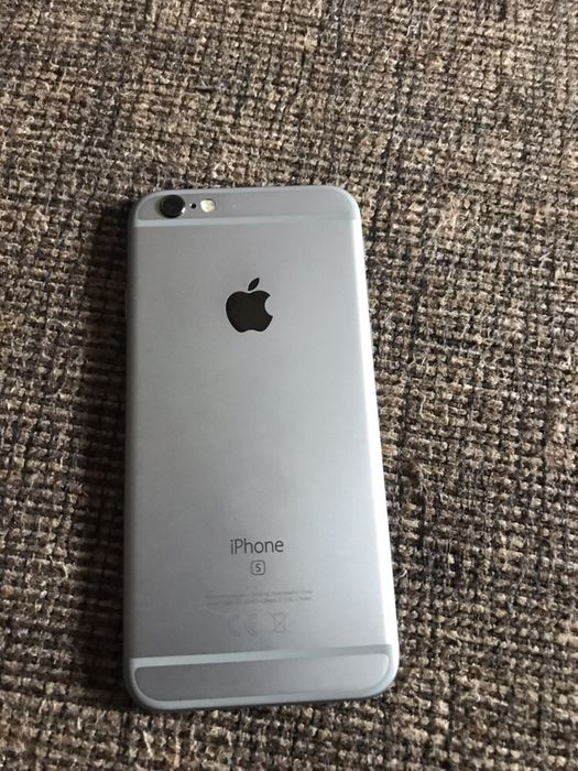 iPhone 6s 32gb novo