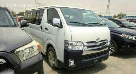 Toyota quadradinho