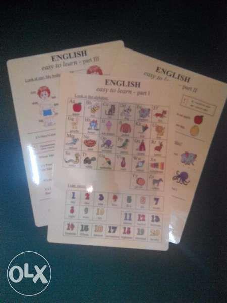Английски език за 2-ри клас - систематизиран курс.