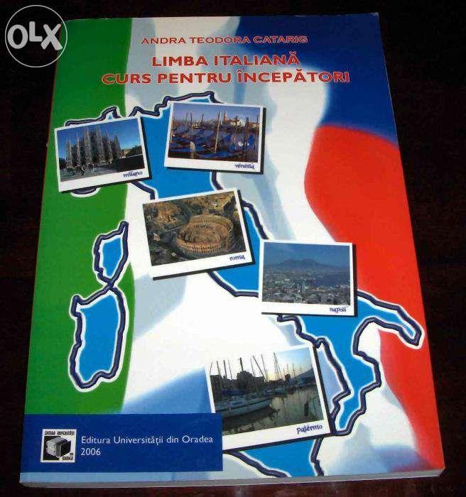 Carte Limba italiana. Curs pentru incepatori