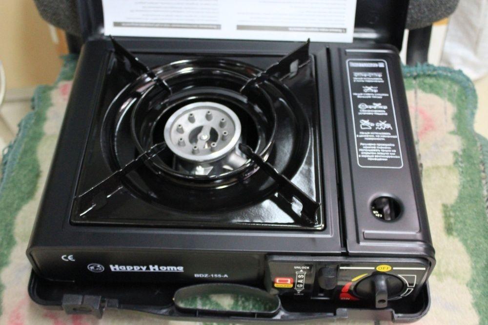Газовая плита портативная