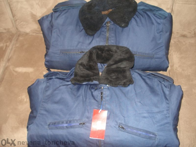 зимен комплект-яке и панталон/ватирани/