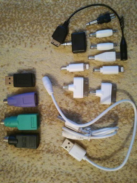 Cabluri diverse, mufe, toate, 15 lei