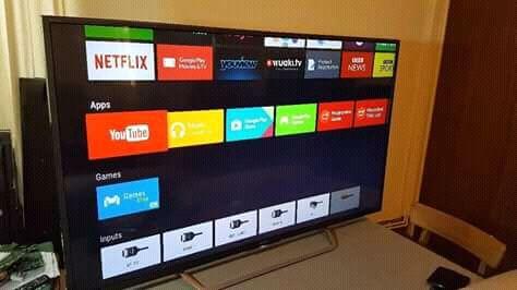 Tv plasma de 65 polegadas