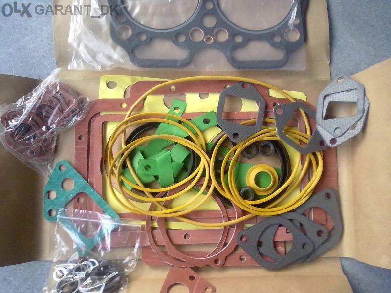 Гарнитури комплект за двигател на ИФА В50