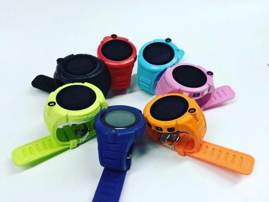 АКЦИЯ! Супер умные детские GPS часы детям Q360 Q610s MONFIN