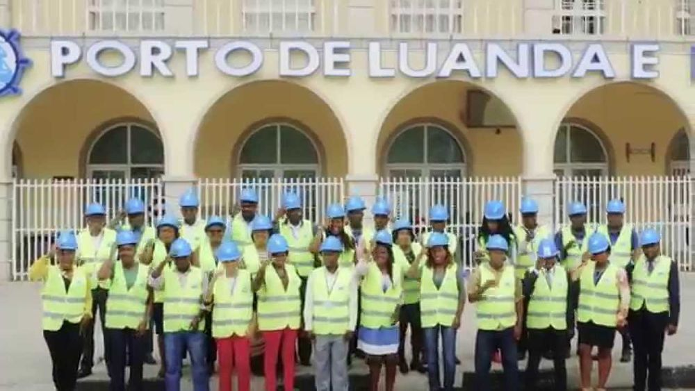 Ha Recruta e Vagas e Recrutamento No Porto de Luanda