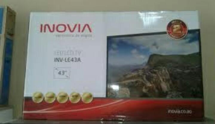 """Plasma Inovia 43"""" Viana - imagem 1"""
