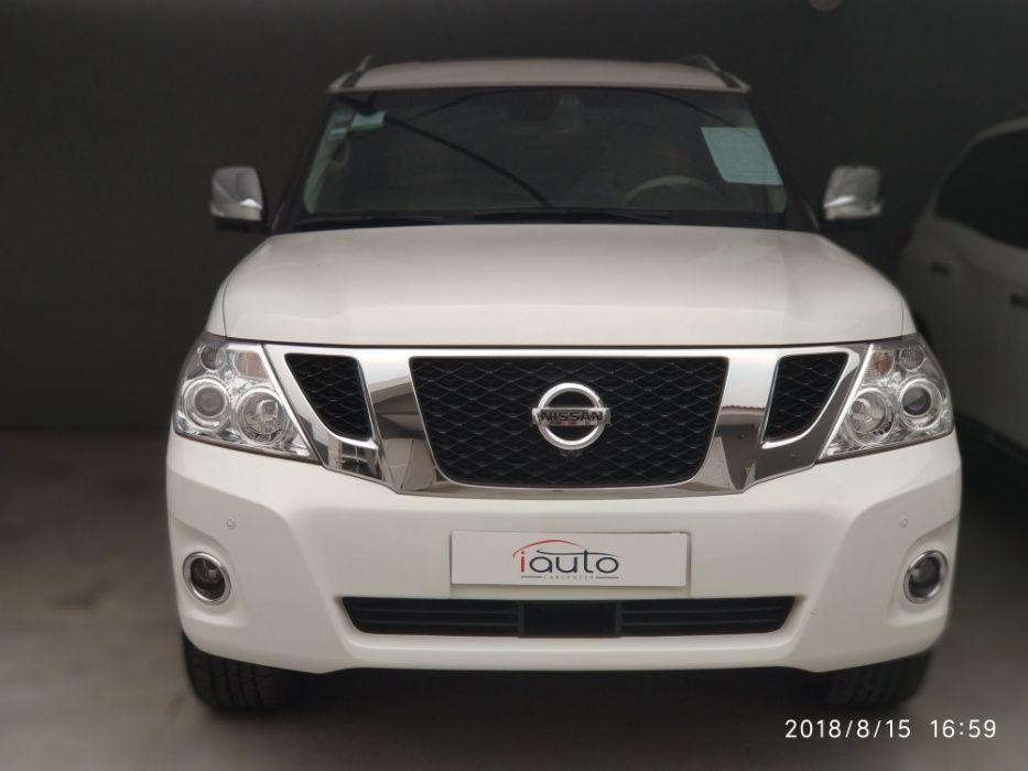 Nissan Patrol LE V8