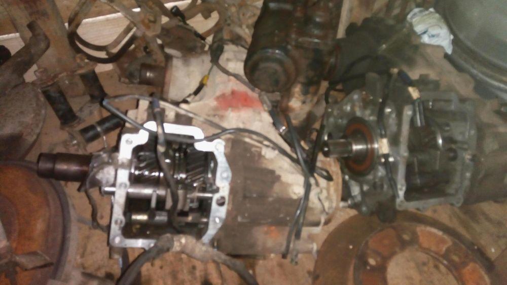 Reductor sau cutie de transfer Ford Ranger si Mazda bt 50 Mazda b 2500