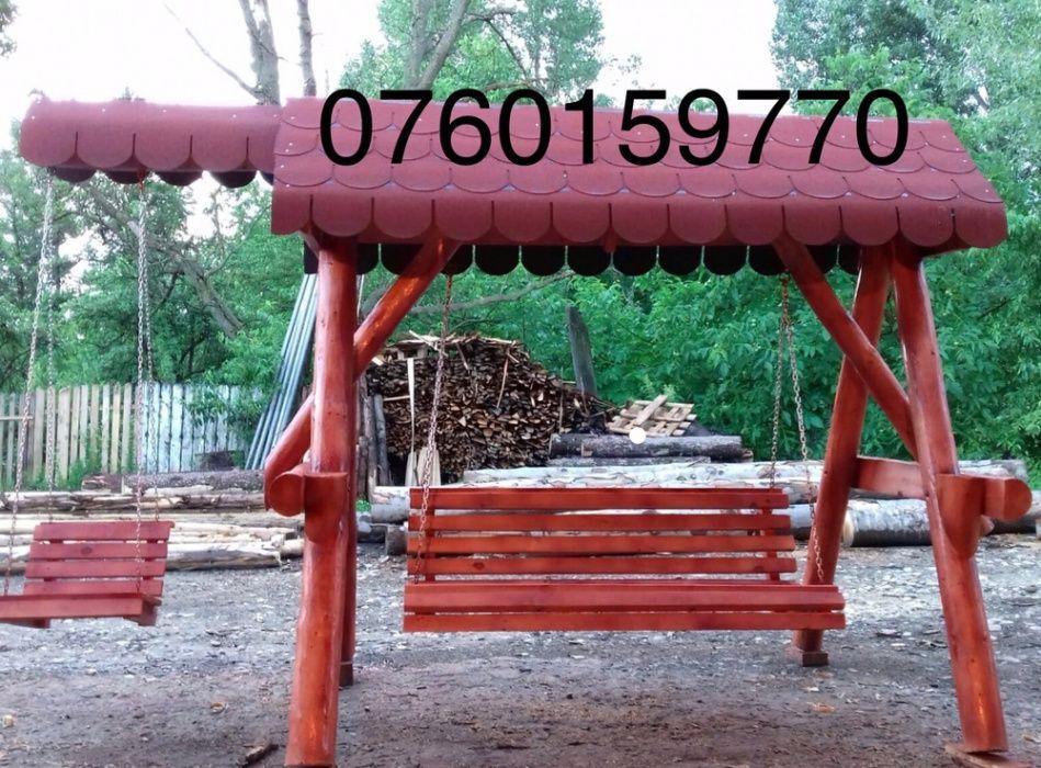 Balansoar rustic