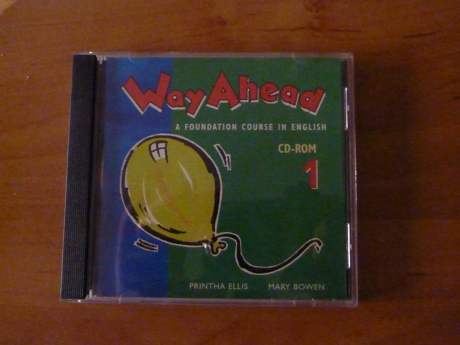CD manual Way Ahead 1