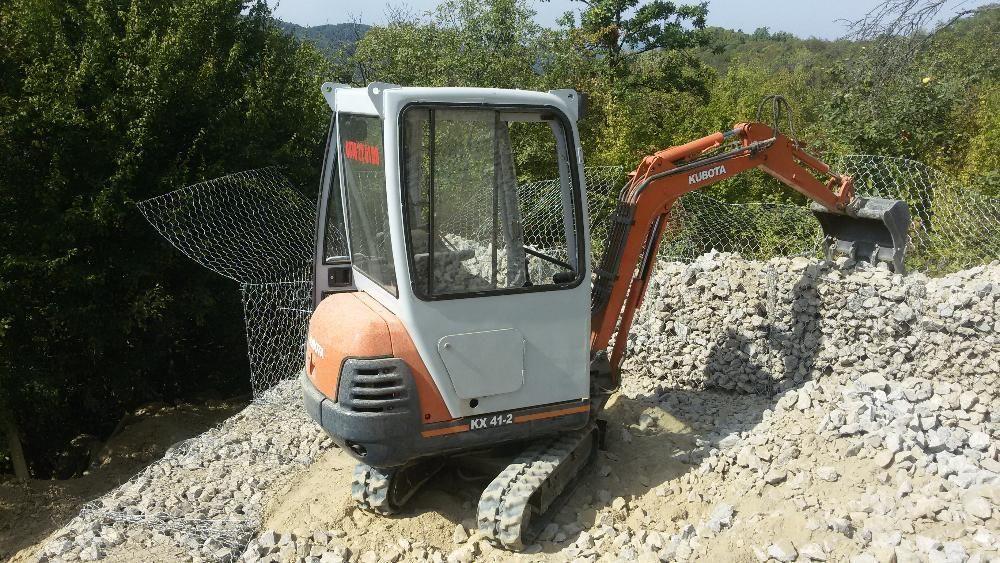 Изкопи с мини багер и транспортни услуги със самосвал до 3,5т гр. Велико Търново - image 2