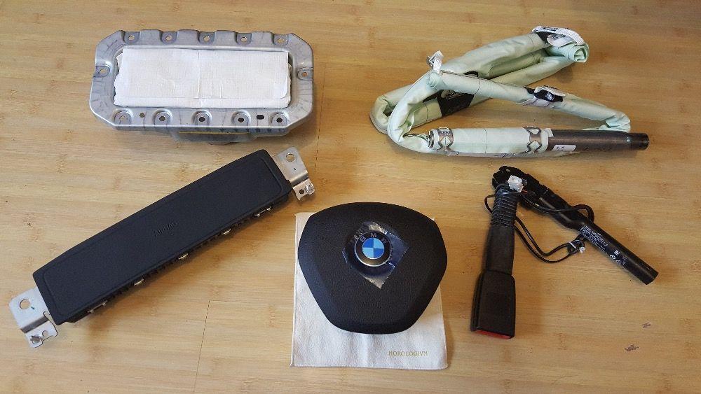 Kit Airbag Bmw F30 F36 F31 M EU/SUA