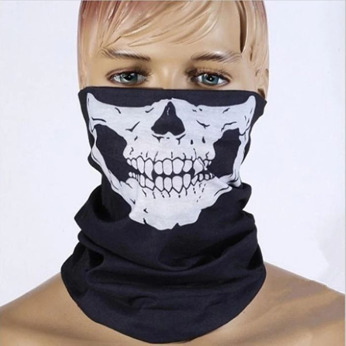 Mascara para desportos radicais
