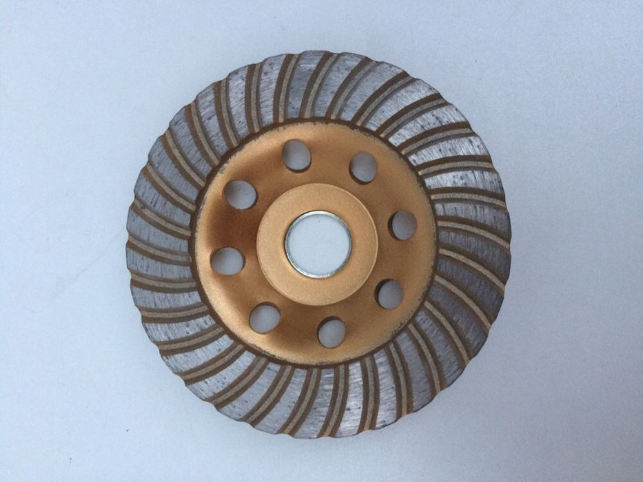 Disc turbo diamantat slefuit beton mozaic marmura etc