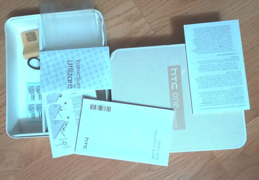 Incarcator original+ cutie full box cu accesorii mobil HTCe9+ plus