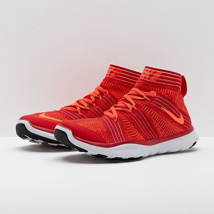 НОВО ***ОРИГИНАЛНИ Nike Train Virtue *** Red Hyper Orange Унисекс
