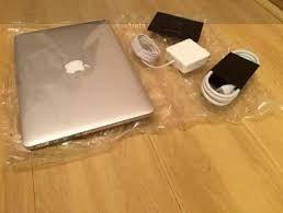 Macbook pro novo há venda