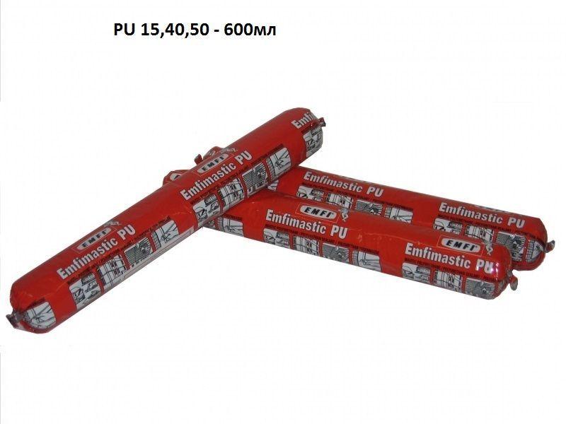 EMFIMASTIC 3M- Полиуретанова паста за лепене и фугиране