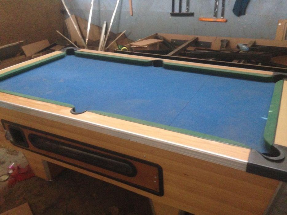 Vendo mesas de Bilhar segunda mão em bom estado de conservação