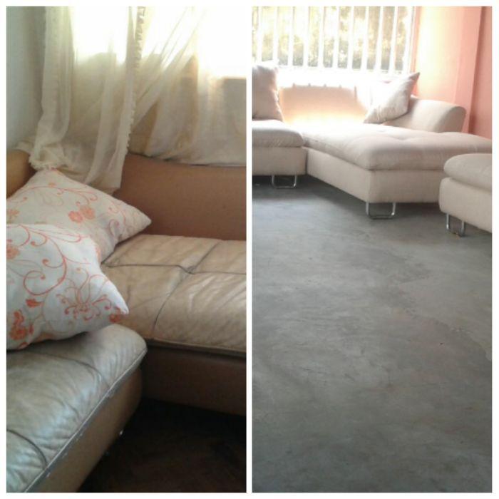 Renovamos sofas