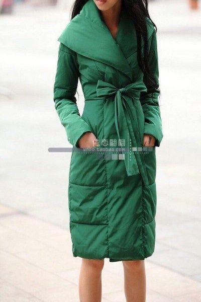 Стильный пуховик куртка пальто