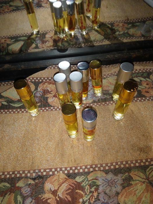 Perfumes sul africanos