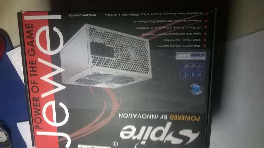 Sursa PC Power of the game Spire JeWEeL
