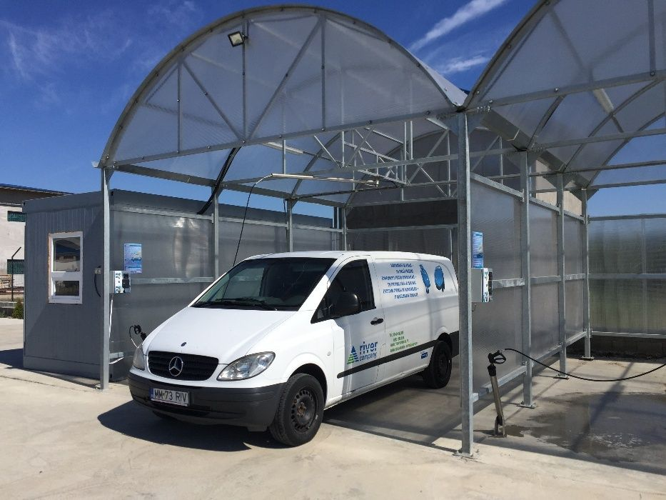 SELF SERVICE - echipamente spalatorie auto self service