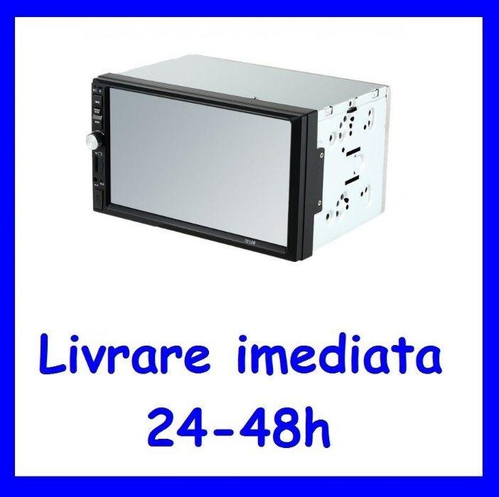 "PLAYER MP3 MP5 AUTO 7"" cu mirrorlink cu Bluetooth usb si mini SD"