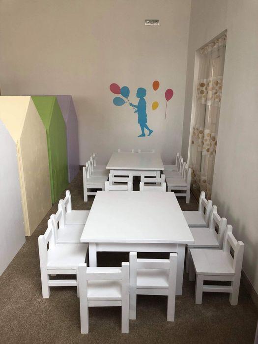 Set masuta+scaunele copii