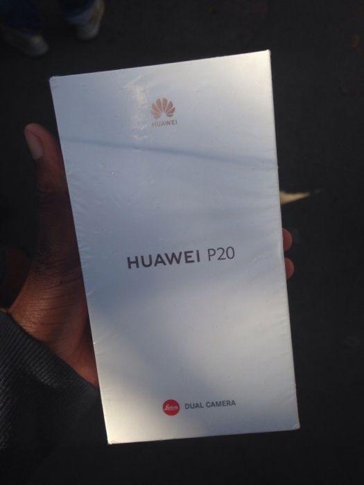 Huawei P20 Na Caixa