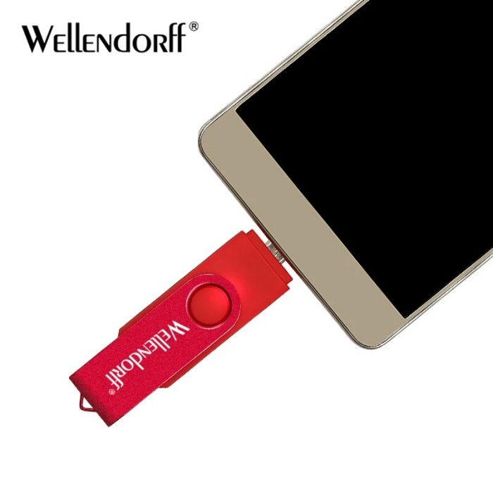 Stick pt Telefon 16 GB ( negru)
