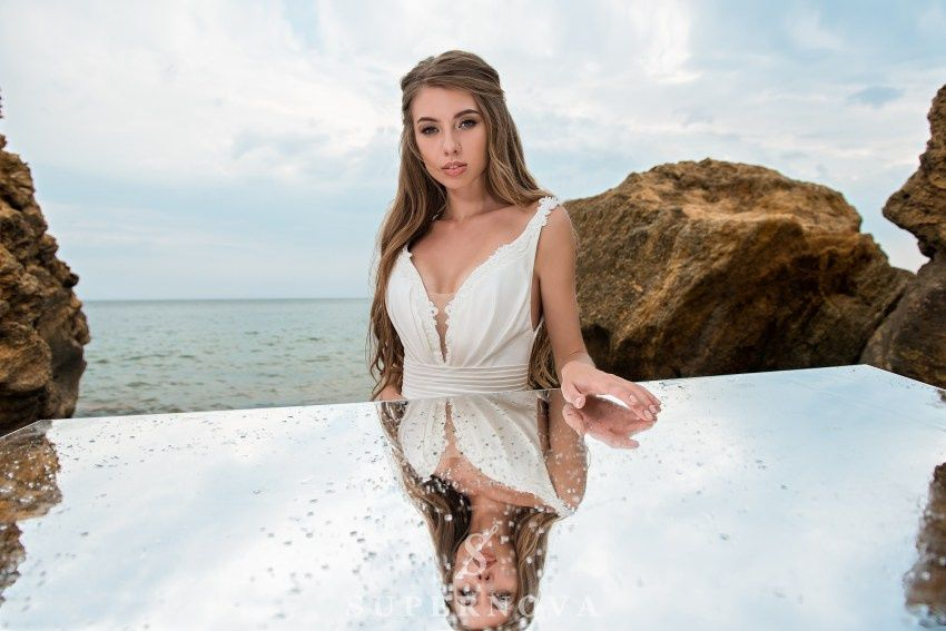 Rochie mireasa - SUPERBA