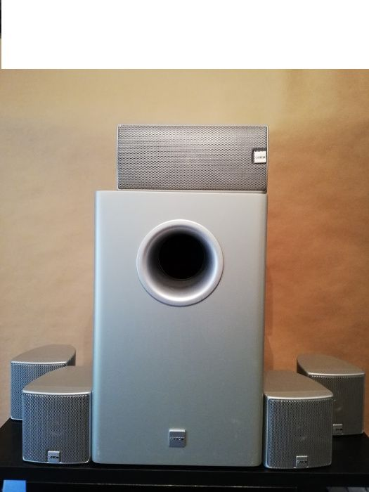 CANTON AS 5 (Subwoofer + 5 Boxe) - Sistem 5.1 Home - Impecabil/Germany