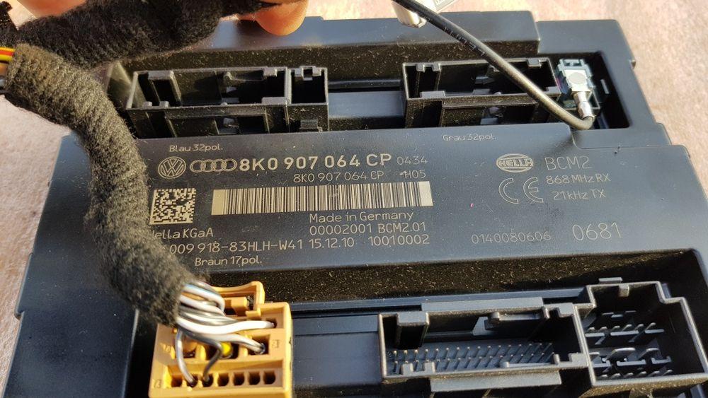 Calculator comfort Audi A5 S5 2011