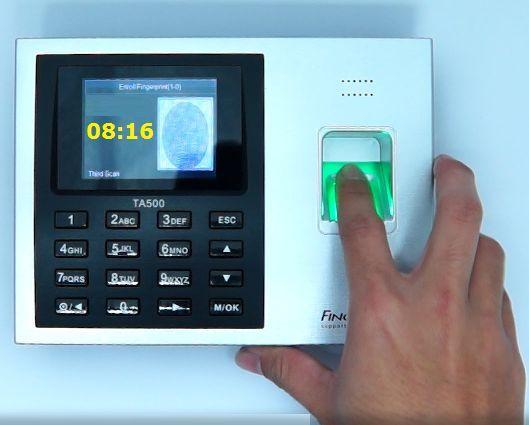 Relogio Biometrico, Controlo de Ponto - PROMOÇÃO