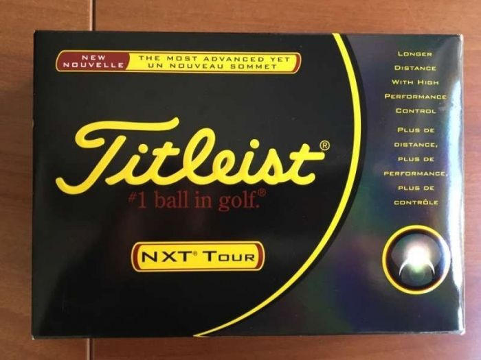 Топки за голф Titleist