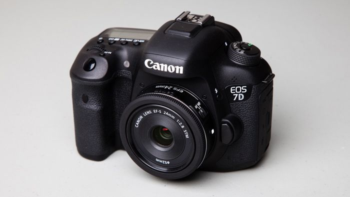 Canon 7d 24m efs