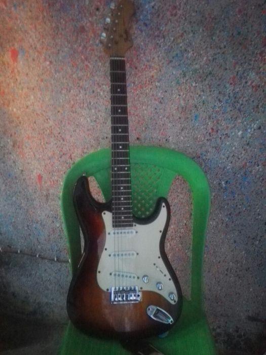 Guitarra fender Kilamba - Kiaxi - imagem 1