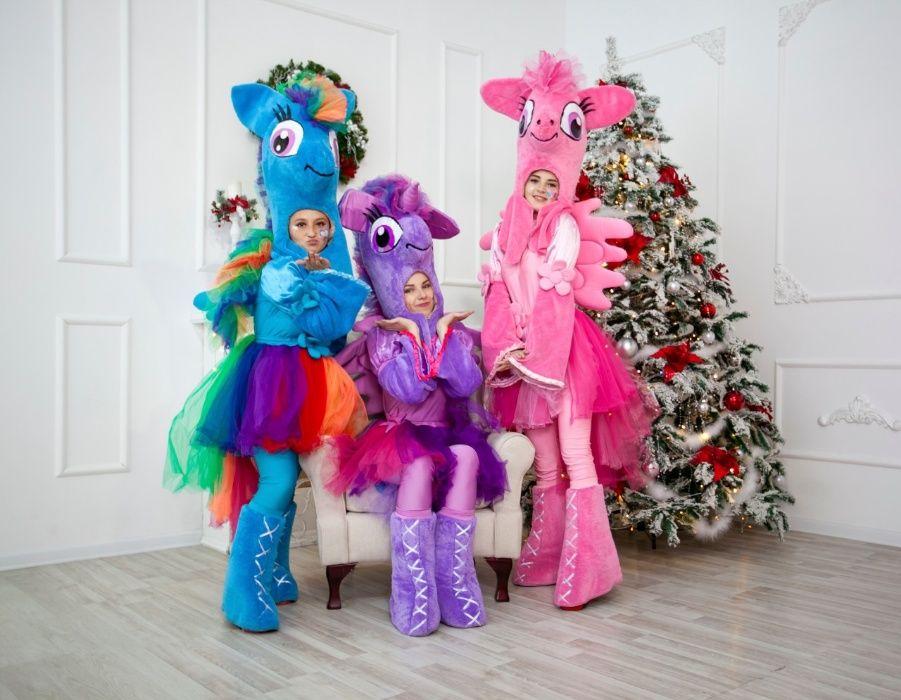 Аниматоры,шоу программы,Ростовые куклы,дед мороз и снегурочка,пузыри