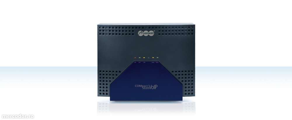 75%Reducere centrala telefonica Auerswald 5020 VoIP
