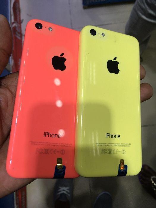 iPhone 5c 16gb Malhangalene - imagem 1