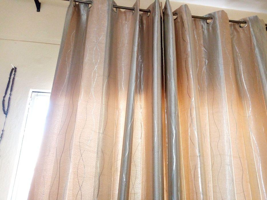 Jogo de cortinas